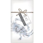 Blue Crab Cotton Napkins, Set of 4