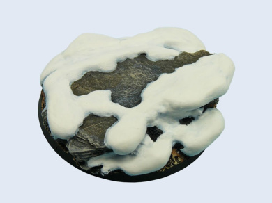 Micro Arts Studio - Winter Shale Base, Round 60mm (1)