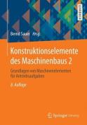 Konstruktionselemente Des Maschinenbaus 2 [GER]