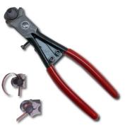 """KENT 6.70"""" (170mm) Ring Bending and Metal Strip Bending Pliers German Style"""