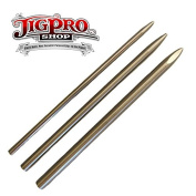 3 Different Size Stainless Steel Paracord Lacing Needles