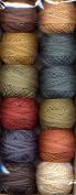 Valdani Size 8 Perle Cotton Embroidery Thread Folk Art Fusion Collection 1