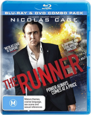 The Runner (Blu-ray/DVD)