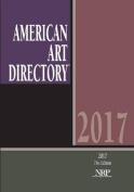 American Art Directory 71st Edition 2017