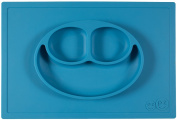 ezpz Happy Mat, Blue, One Size