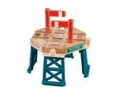 Fisher-Price Thomas The Train Wooden Railway Elevated Crossing Gate