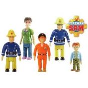 Fireman Sam 5 Figure Pack.
