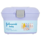 Johnson and Johnson Baby Skincaring Essentials Box