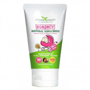 Pack of 2 x Goddess Garden Organic Sunscreen - Baby Natural SPF 30 Lotion - 100ml
