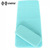 BBCare® Non-slip & Extra Large Bath Mat with Soft Kneeler