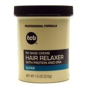 TCB Hair Relaxer 220ml Super Jar by Tcb