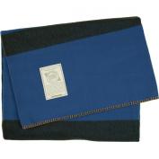 Woolrich Allegheny Throw Blanket Dusty Blue, One Size