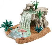 Wild Life Schleich Waterfall Toy