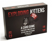 Exploding & Kittens NSFW Edition Explicit Content , Fun Party Card Game, Oatmeal Strategy Cards,
