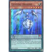 YuGiOh : BOSH-EN036 1st Ed Guiding Ariadne Super Rare Card -