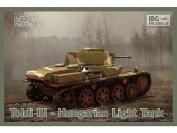 IBG Models 1/72 Toldi III Hungarian Light Tank # 72030