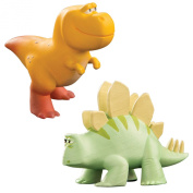Disney The Good Dinosaur Nash and Will Action Figures