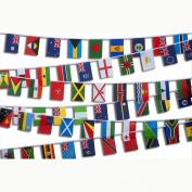 Commonwealth Bunting 70 Commonwealth Games Nations Flags
