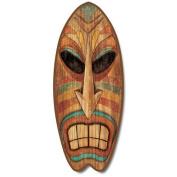 Big Teeth Tiki - Large Surfboard