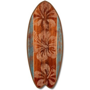 Two Tone Hibiscus - Large Surfboard