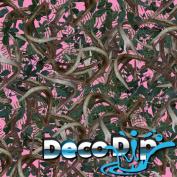 Hydrographics Film Kit - Hydro Dipping - Deco Dip Kit - Hidden Antler Camo Pink Huntress - RC-915 - Water Transfer Printing