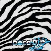 Hydrographics Film Kit - Hydro Dipping - Deco Dip Kit - Large Zebra - AP-00-11 - Water Transfer Printing