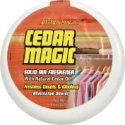 Citrus Magic Air Freshener - Odour Absorbing - Solid - Cedar Magic - 240ml