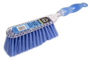 30cm Broom Brush Duster with Non-Slip Handle, Colours may vary