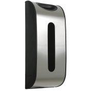 SimpleHuman Wall Mount Grocery Bag Dispenser, Brushed Stainless Steel