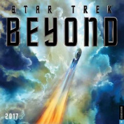 Star Trek Beyond Wall Calendar