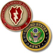 Joint Base Elmendorf-Richardson, Alaska Challenge Coin by Northwest Territorial Mint