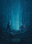 STAR WARS : THE FORCE AWAKENS - US Imported Movie Wall Poster Print - 30CM X 43CM Brand New Episode 7 VII Imax