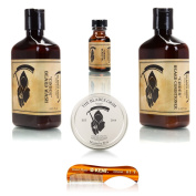 Cinder Beard Care Combo - By The Blades Grim