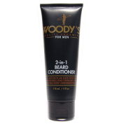 Woody's Quality Grooming for Men 2 in 1 Beard Conditioner 120ml by Woody's For Men