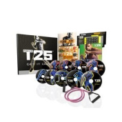Shaun T's FOCUS T25 DVD Workout Programme.