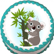 Koala Bear Edible Cake Topper