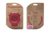 Cuppow Canning Jar Drinking Lid - Wide Mouth - Pink