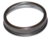 Stainless Steel Rust Resistant Bands / Rings for Mason, Ball, Canning Jars,