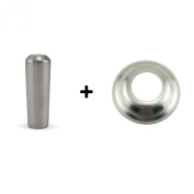 HomeBrewStuff Stainless Steel Draught and Kegerator Upgrade Combo