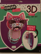 3D Wall Art Kit Fashion Angels 'Deer' My Fashion Style
