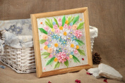Beautiful quilling picture