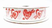 Valentine's Day Heart Ribbon