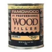 FAMOWOOD Original Wood Filler - White Pine - Pint Net Wt 680ml(652g) by Eclectic Products, Inc.