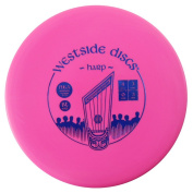 Westside Discs BT Soft Harp Putter Golf Disc [Colours may vary]