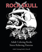 Rock Skull Adult Coloring Books