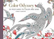 Color Odyssey (Postcard Book)
