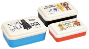 Food Container 3p Star Wars Lunch Box Disney SLUS3