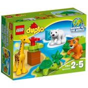 LEGO Duplo Town Baby Animals