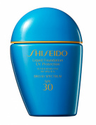 Shiseido Global Suncare Liquid Foundation UV Protection, 30ml