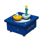 Trousselier Spinning Music Box Little Prince